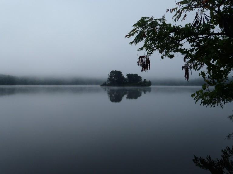 New York lake