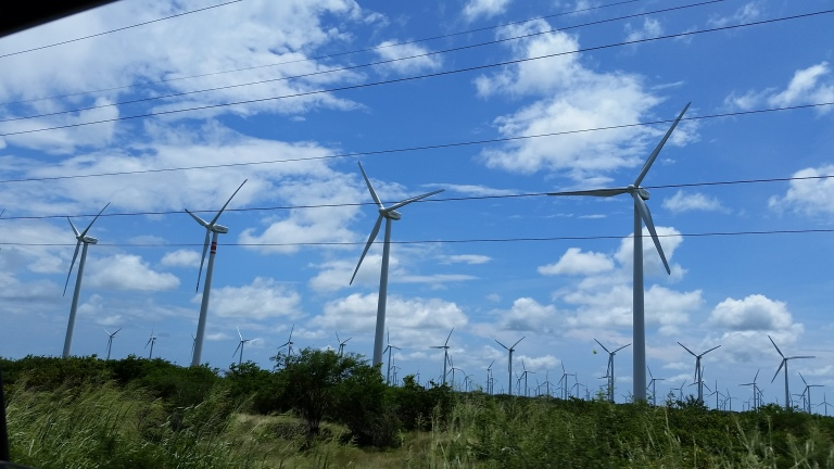 Juchitan wind farm