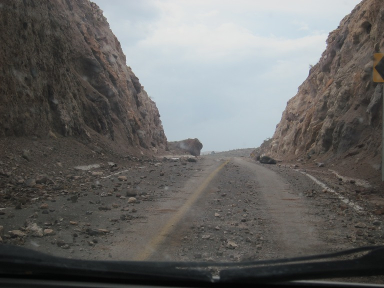 La Paz - Rocky Road 1
