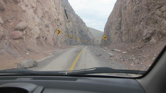 La Paz - Rocky Road 2