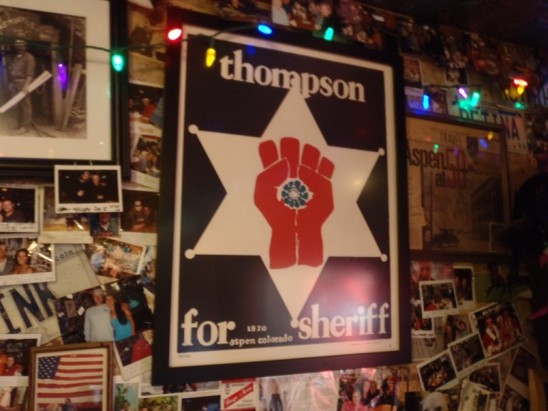 Thompson for Sheriff