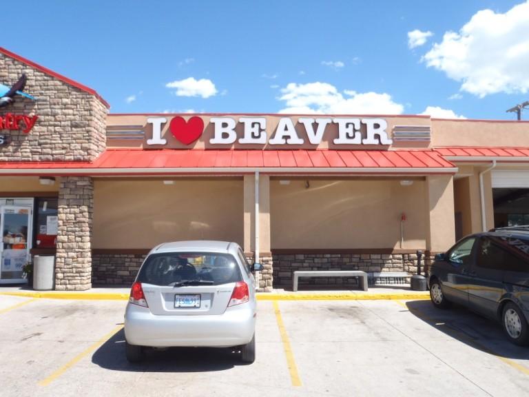 I <3 Beaver