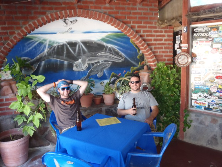 San Ignacio Lunch