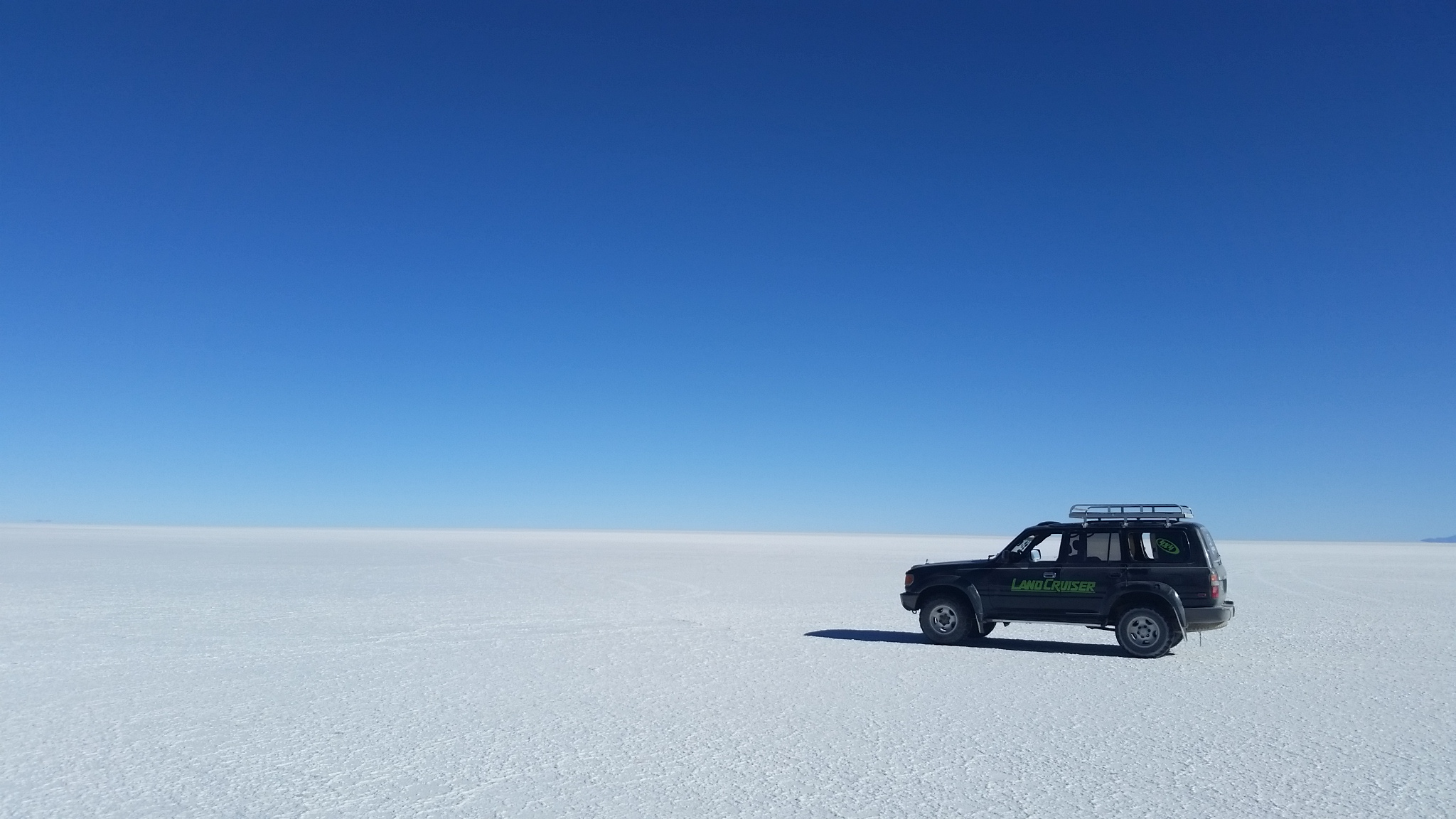 The Uyuni Salt Flats – Distance from Normal